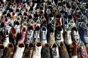 Große Auswahl an Schuhen